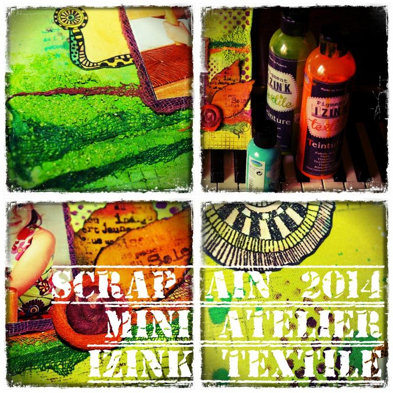 Mini atelier Izink Textile